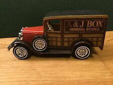 Y-21 1930 Ford 'A' Car / Van - Matchbox Yesteryear - Boxed