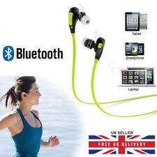 TECEVO FX4 Bluetooth 4.0 Sport Wireless Earphones Earbuds Sweatproof Gym Running