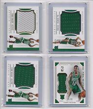 2015-16 National Treasures RJ Hunter Rookie Jersey Card /99 Celtics (Top Right)