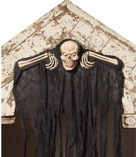 Bethany Lowe Halloween Skullduggery Wall Hanging--retired