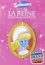 Les schtroumpfs La reine Schtroumpfette DVD NEUF SOUS BLISTER