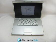 "Apple MacBook Pro A1229 17"" Laptop 2.40GHz Core 2 Duo 2GB DDR2 160GB El Capitan"