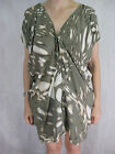 Thurley Size 10 12 Designer Silk Tunic Dress