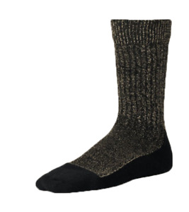RED WING SHOES BOOT SOCKS DEEP TOE-CAPPED WOOL WOMAN BLACK - New entry!