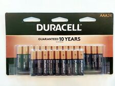Duracell 24 pack AAA Batteries (exp. 03/2030) BRAND NEW/UNOPENED/SEALED
