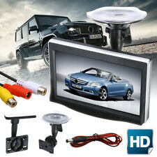 5 Inch HD TFT LCD Screen Monitor for Car Rearview Reverse Backup Parking Camera