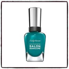 SALLY HANSEN Manicure Nail Polish 673 BLUE STREAK 14.7ml UNUSED - FREE POSTAGE