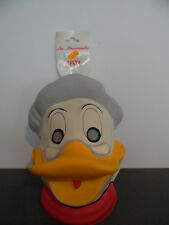 Rare  Vintage Années 80 Masque Grand Mère Donald Walt Disney  (Festa)