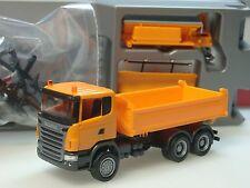 Herpa Scania R Winterdienstfahrzeug, kommunal - 306492 - 1/87