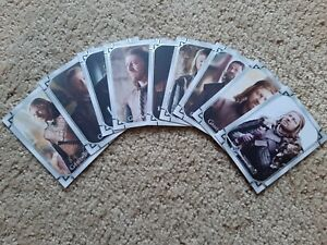 Game of Thrones Iron Anniversary Base Set 9-Card Ned Stark PUZZLE 37-45