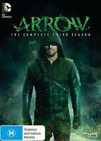Arrow : Season 3 : NEW DVD