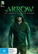 Arrow : Season 3 (DVD, 2015, 5-Disc Set)