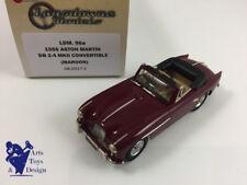 1/43 BROOKLIN LANSDOWNE 96A ASTON MARTIN DB 2-4 MKII CONVERTIBLE 1956 MAROON