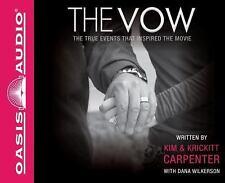BOOK/AUDIOBOOK CD Kim Carpenter Memoir Marriage Relationship THE VOW