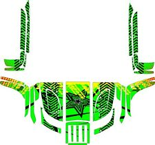 Arctic cat prowler 700 1000 utv side xtx xtz  xt racing graphics wrap decal 1