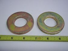9121106800 Caterpillar Forklift, Washer Plain, Lot of 2