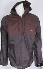 Paul Frank Windbreaker Jacket Chocolate  (X-Small)