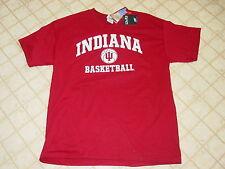 Ncaa Indiana University Hoosiers Basketball T-Shirt New sz. Medium