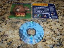 Safari Experience An African Adventure Windows (PC) (Mint)