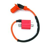 Racing type Honda Ignition Coil & Spark Plug Wire with Cap Part AS41-CDI