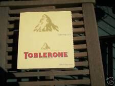 Toblerone Swiss Milk Chocolate bar box of 20 x 50gms