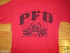 Paynesville Fire Rescue Supporter Minnesota MN T Shirt Size M