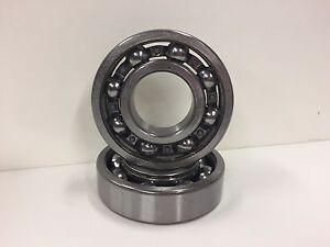 Crankshaft Bearings for KOHLER K161  K181 M8 7 and 8hp Engines 231625-S (2 PACK)
