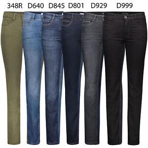 MAC ANGELA Slim Fit Stretch Jeans Damen 348R, D640, D845, D801, D929, D999