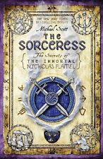The Sorceress (The Secrets of the Immortal Nicholas Flamel) by Michael Scott, (P