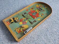 altes Gesellschaftsspiel Geschicklichkeitsspiel Brettspiel Pinball Flipper