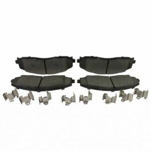 Motorcraft BR1680 Front Brake Pads For Ford F250 F350 F450 Super Duty 2013-2016