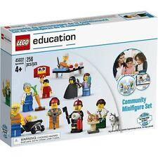 Lego Educación Minifiguras Juego Comunidad 45022