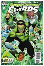 Green Lantern Corps (2006) 19 Signed Tom Nguyen DC Sinestro War Guy Gardner