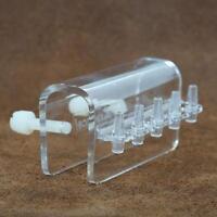 Plastic Tube Fixture Holder For Dosing Pump 4 Tubes Version Aquarium Acces