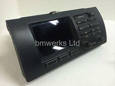 BMW E53 X5 TV Monitor OBC Control Cassette 8385792