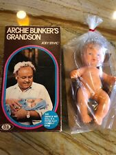 RARE 1976 Archie Bunkers Grandson JOEY STIVIC Doll Sealed in Box Collectable