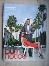 Pool-Poster Burn Notice (2010) Staffel 3 (Jeffrey Donovan)