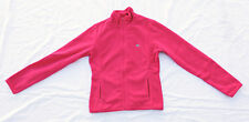 XXS Lacoste Sport Womans Full Zip Fleece Sweatshirt SF2892-51 Rose Pink Sze 2