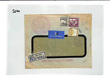 Air Mail Palestinian Stamps (Pre-1948)