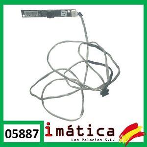 Webcam + Cable Flex For Laptop Toshiba Satellite A200-1TP Spare Webcam