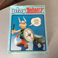 VINTAGE 80s# PLAY ASTERIX: ASTERIX IL GALLO  TOY CLOUD#NIB