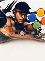 Ryu MAD CATZ Capcom STREET FIGHTER IV Xbox 360 Controller Fight Pad