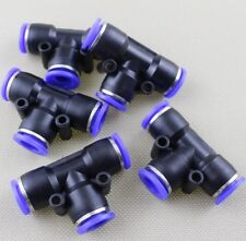 5pcs Pneumatic Connector OD 10mm 3/8