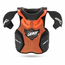 Schwarze Leatt Motorrad-Protektoren & -Brustpanzer für Kinder