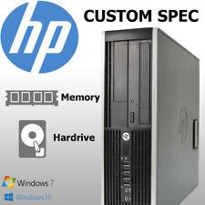 CHEAP HP COMPUTER PC DUAL CORE WINDOWS 7/10 4GB/8GB/16GB RAM 320GB/500GB/1TB HDD