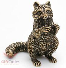 Bronze Figurine of Raccoon