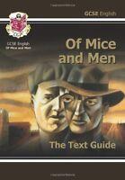 GCSE English Text Guide - Of Mice & Men,CGP Books