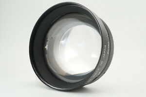 [N.Mint] Yashica Electro 35 Tele Conversion Lenses Y004 f4 from Japan #B021