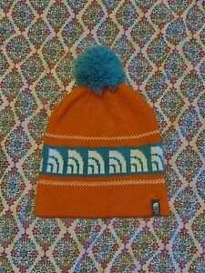 The North Face Pom Pom Beanie Hat