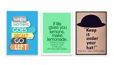 Funny Quotes Digital Poster Home Decoration Kids Room Pink Poster Art 12x18 Inch